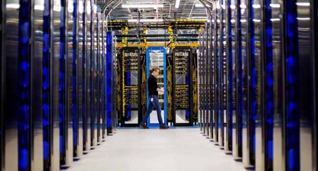 Azure datacentrum